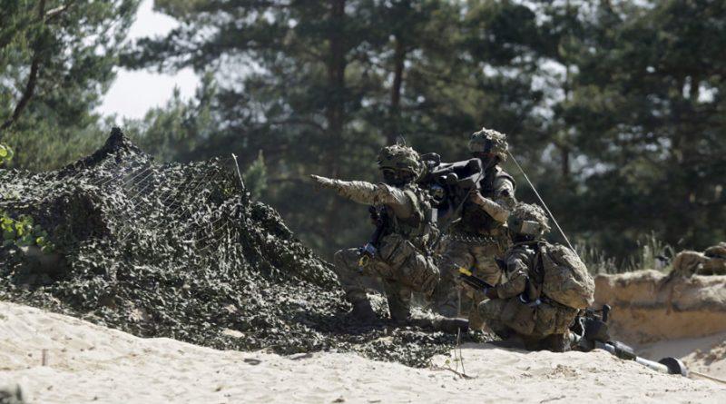 Antisipasi Agresi Rusia, Jerman Siap Kirim Pasukan ke Lithuania