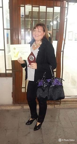 Raquel Fraga Ateneo Alicante parnaso