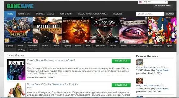 website download game gratis full version