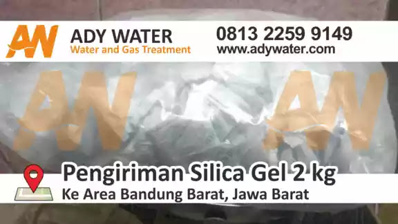 Gas Treatment, Silica Gel,