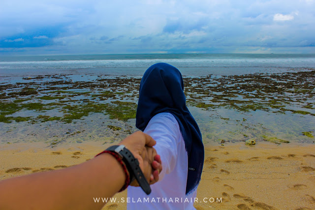www.selamathariair.com - Pantai Watu Kodok Gunung Kidul