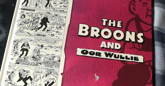 Throwback Thursday: The Broons and Oor Wullie