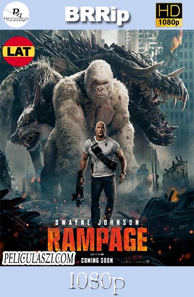 Rampage: Devastación (2018) HD BRRip 1080p Dual-Latino