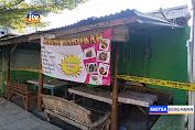 Langgar PPKM Darurat, Belasan Warung Di Bojonegoro Disegel