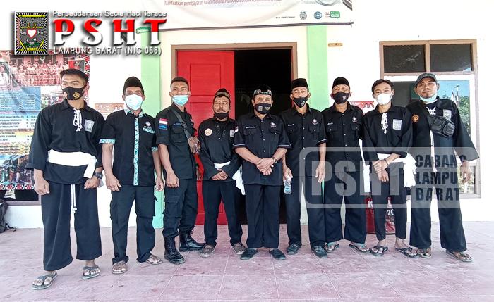 Tes Ayam Jago Calon Warga PSHT Ranting Suoh dan Bandar Negeri Suoh (BNS) Cabang Lampung Barat