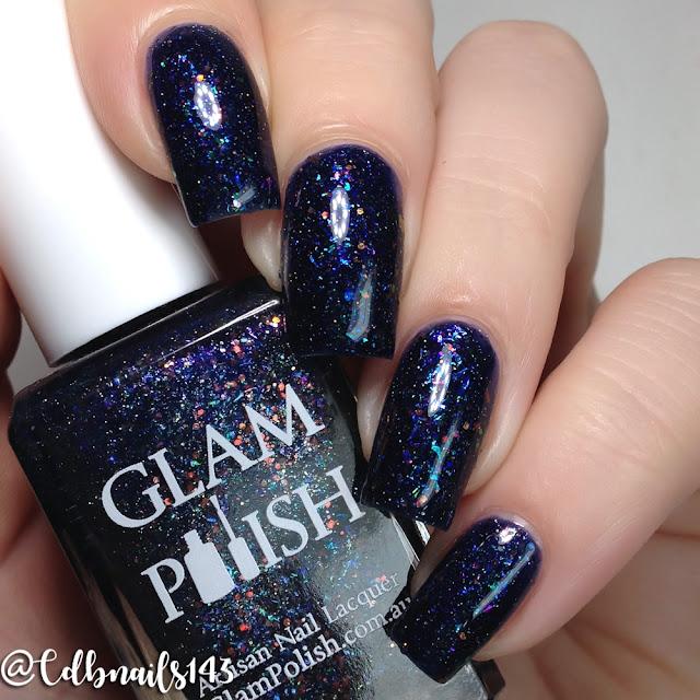 Glam Polish-The Earth Is Doomed