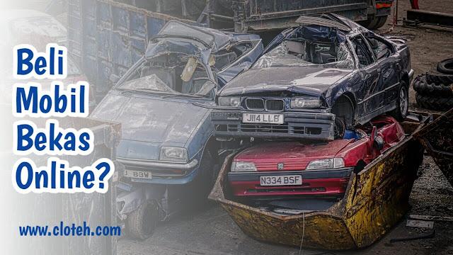 Tips Membeli mobil bekas online