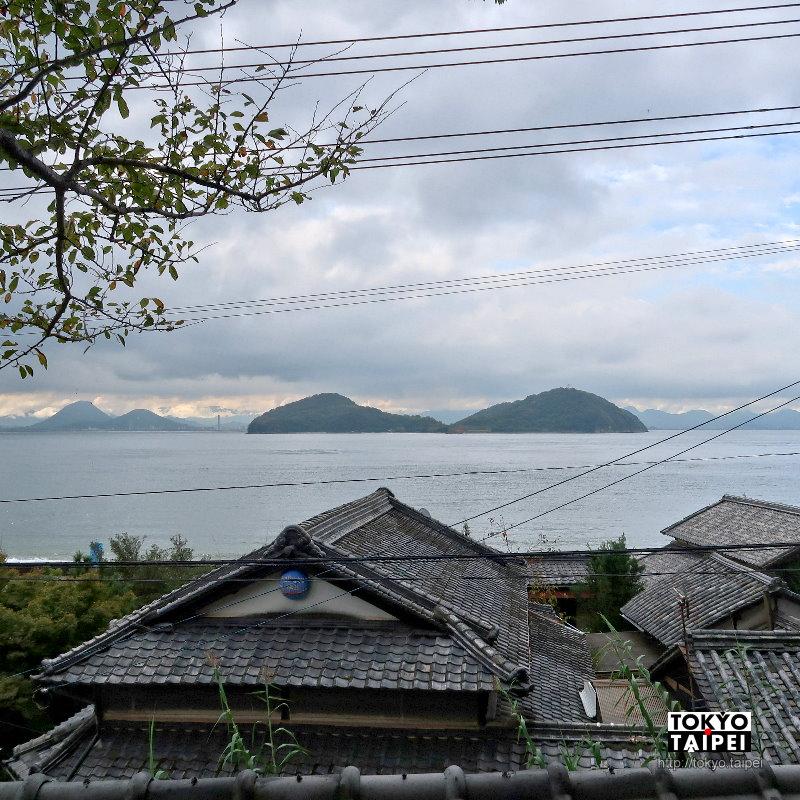 【來迎寺】高僧流放到小島創建的寺院 坐擁瀨戶內無敵海景