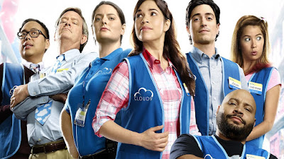 Abril na Amazon Prime Video - Superstore