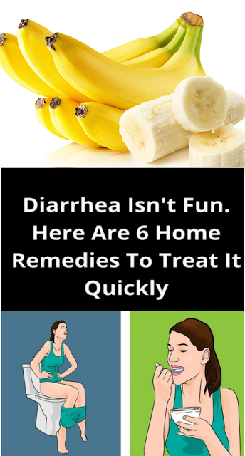 6 Home Remedies To Treat Diarrhea Quickly