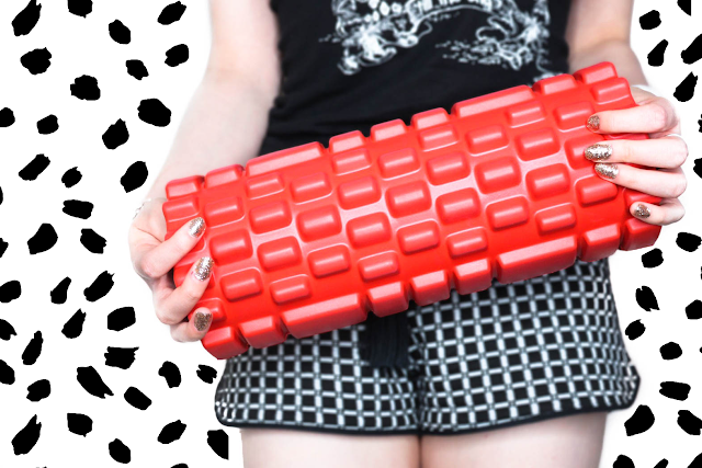 The Foam Roller Workout for Chronic Pain and Fibromyalgia