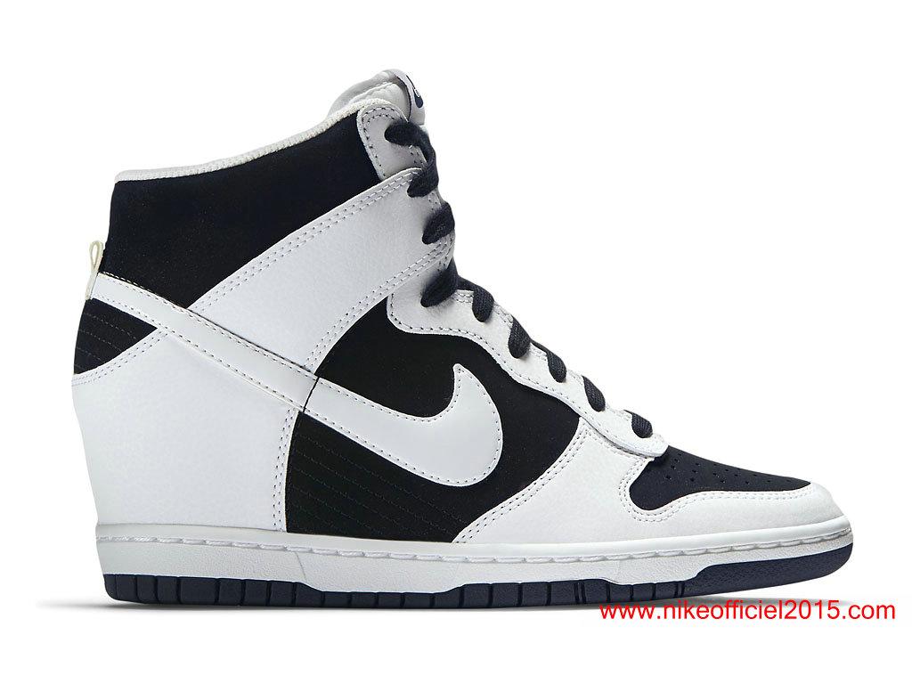 separation shoes 64127 d12d0 chaussures de sport la pente de Nike Dunk Sky Hi Femmes avec un design  furtif ajouté, des classiques du design à l extrême. Matériel Haut apporter  apparence ...