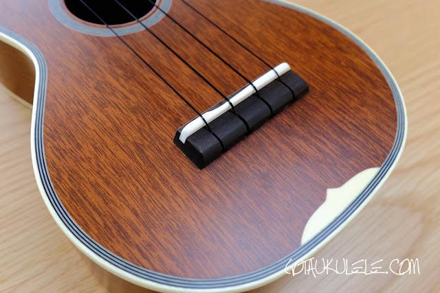 Kiwaya KTS-7 Soprano ukulele bridge