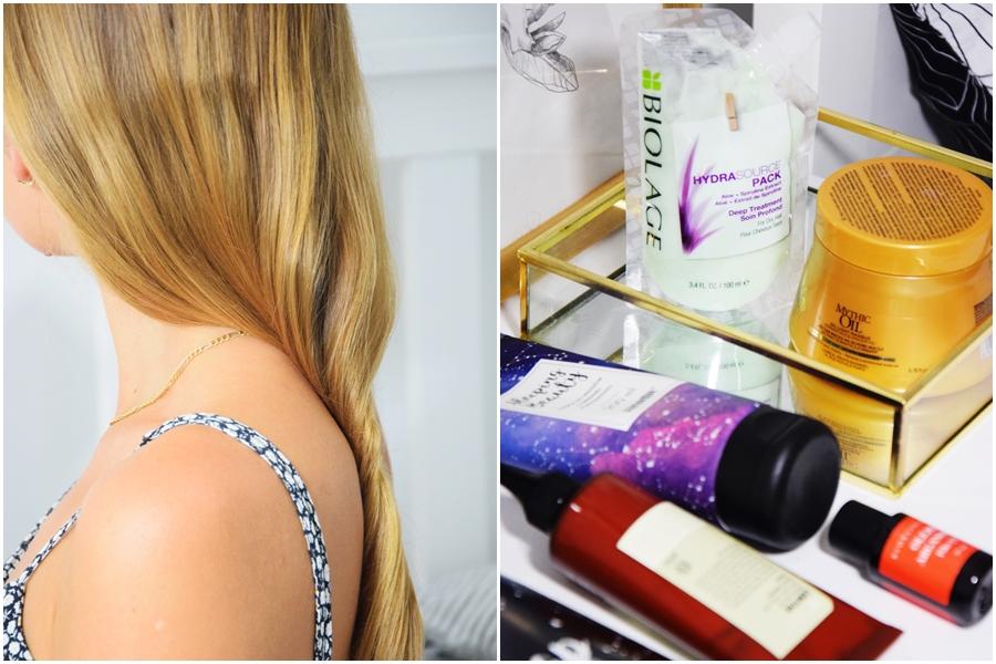 5 sposobów, które pomagają mi utrzymać nawilżenie włosów i skóry głowy