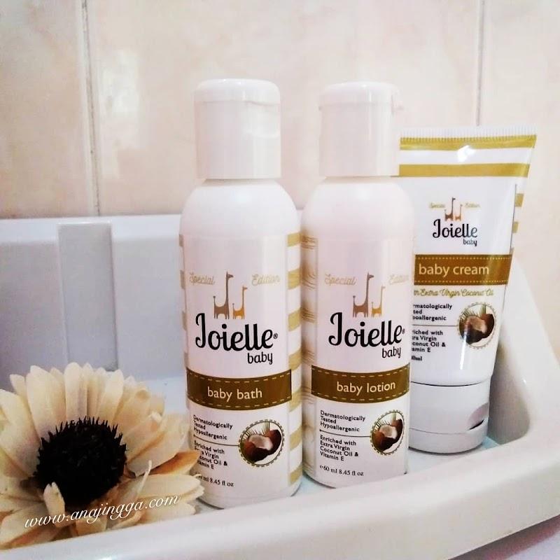 Joielle Baby VCO Set Penjagaan Bayi Dengan Khasiat Minyak Kelapa Dara