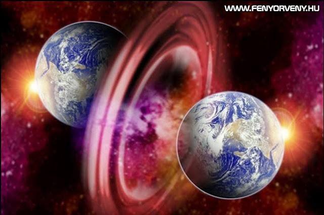A párhuzamos világok léteznek és ez hamarosan igazolható lesz