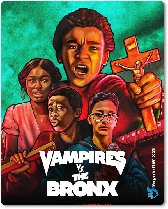 VAMPIRES VS. THE BronRONX (2020)
