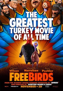 Free Birds 2013 Dual Audio