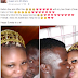Nigerian girl shares before and after sex pictures on Facebook