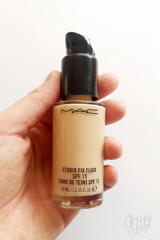 MAC Studio Fix Fluid review