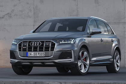 2020 Audi SQ7 Review, Specs, Price