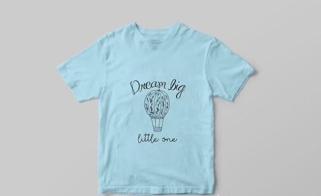 4 Macam Custom T Shirt Untuk Anak Dan Balita Yang Ibunda Wajib Tahu