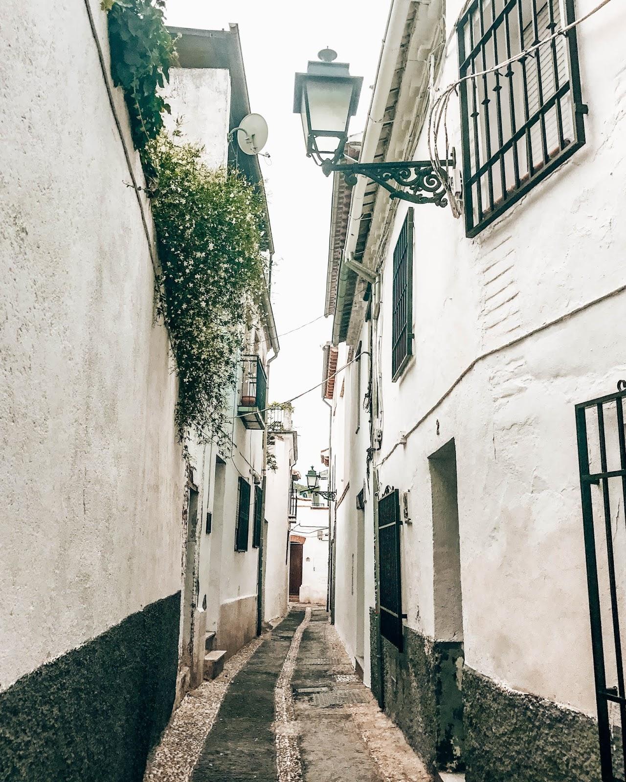 Albayzin Granada Spain