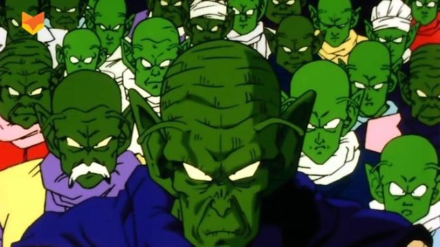 Dragon Ball Super: Os Namekuseijin podem ser dizimados... de novo