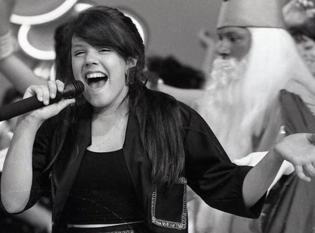 Simony cantora anos 80