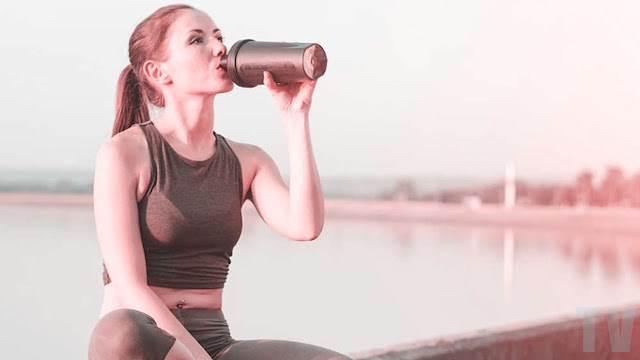 Protein drink with benefits and the best time to take it