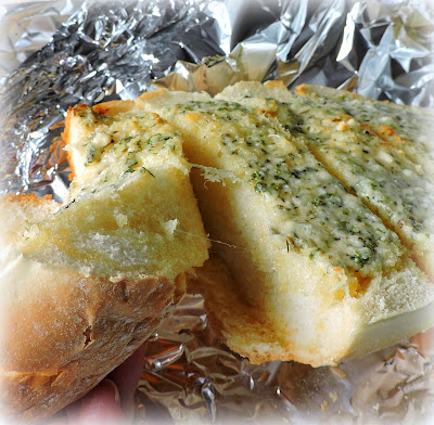 Herbed Garlic Cheese Bread