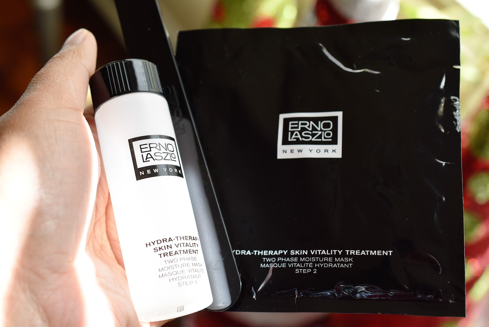 Christmas Gift Ideas For Skincare Lovers Erno Laszlo