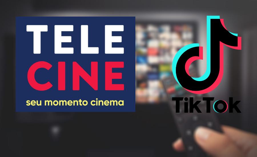 Telecine no TikTok