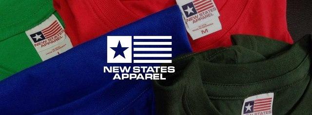 Kaos Gildan, Kaos New States Apparel & Kaos Namako