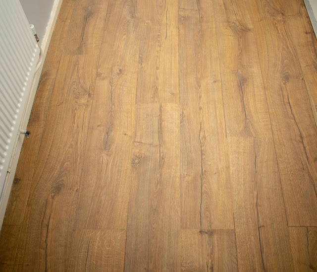 Quickstep oak wooden flooring