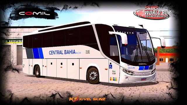 COMIL 1200 4X2 - VIAÇÃO CENTRAL BAHIA