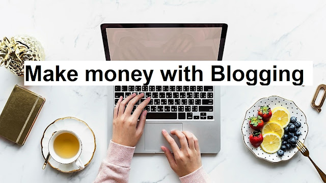 The simplest way to make money online is by blogging