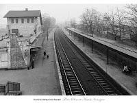 Stazione del Lingotto com'era