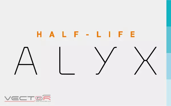 Half-Life: Alyx (2020) Logo - Download Vector File SVG (Scalable Vector Graphics)