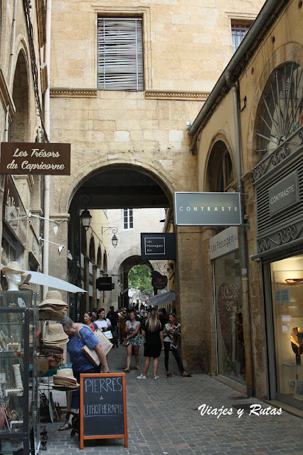 Pasaje Agard, Aix en Provence