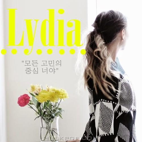 Lydia – 모든 고민의 중심 너야 – Single