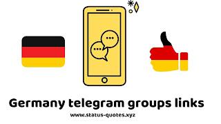【BEST】15+ Germany Telegram Groups Links