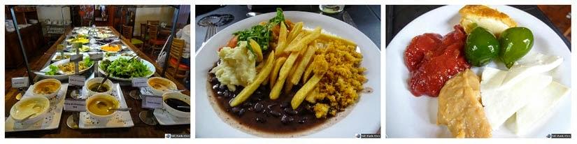 Onde comer em Tiradentes - Restaurante Barouk Gourmet