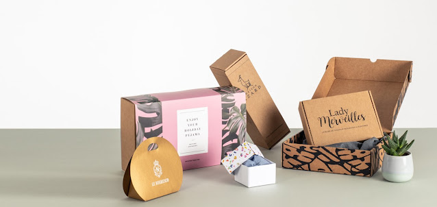 9 Reasons To Choose Custom Printed Boxes In The UK Market