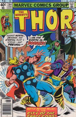 Thor #283, Eternals