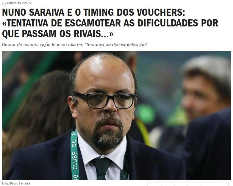 Ontem vi-te no Estádio da Luz: A realidade de Benfica e
