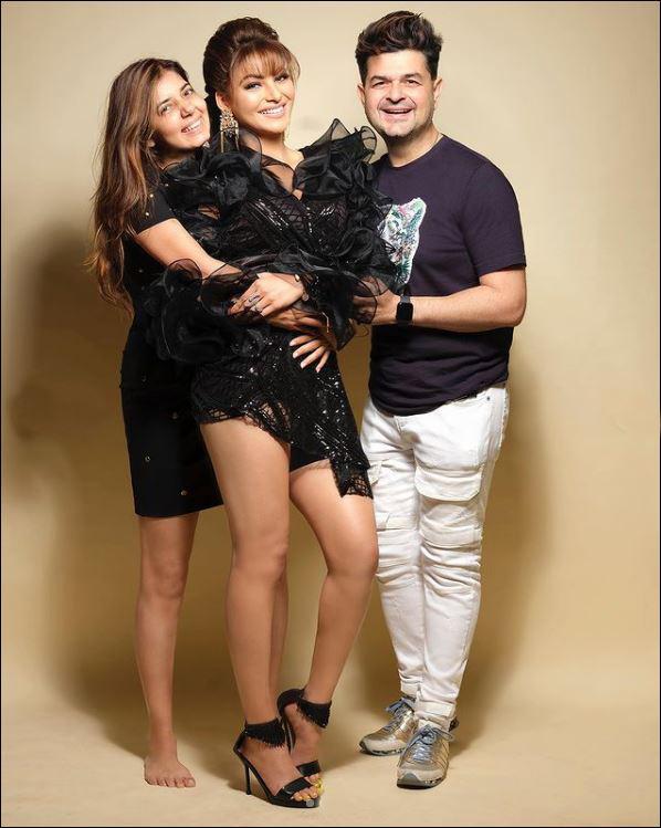 Actress  Urvashi Rautela /Daboo Ratnani  Photoshoot