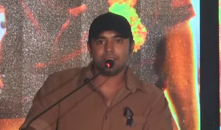 Nivin Pauly's Surprise Tamil Speech at Richie Audio Launch