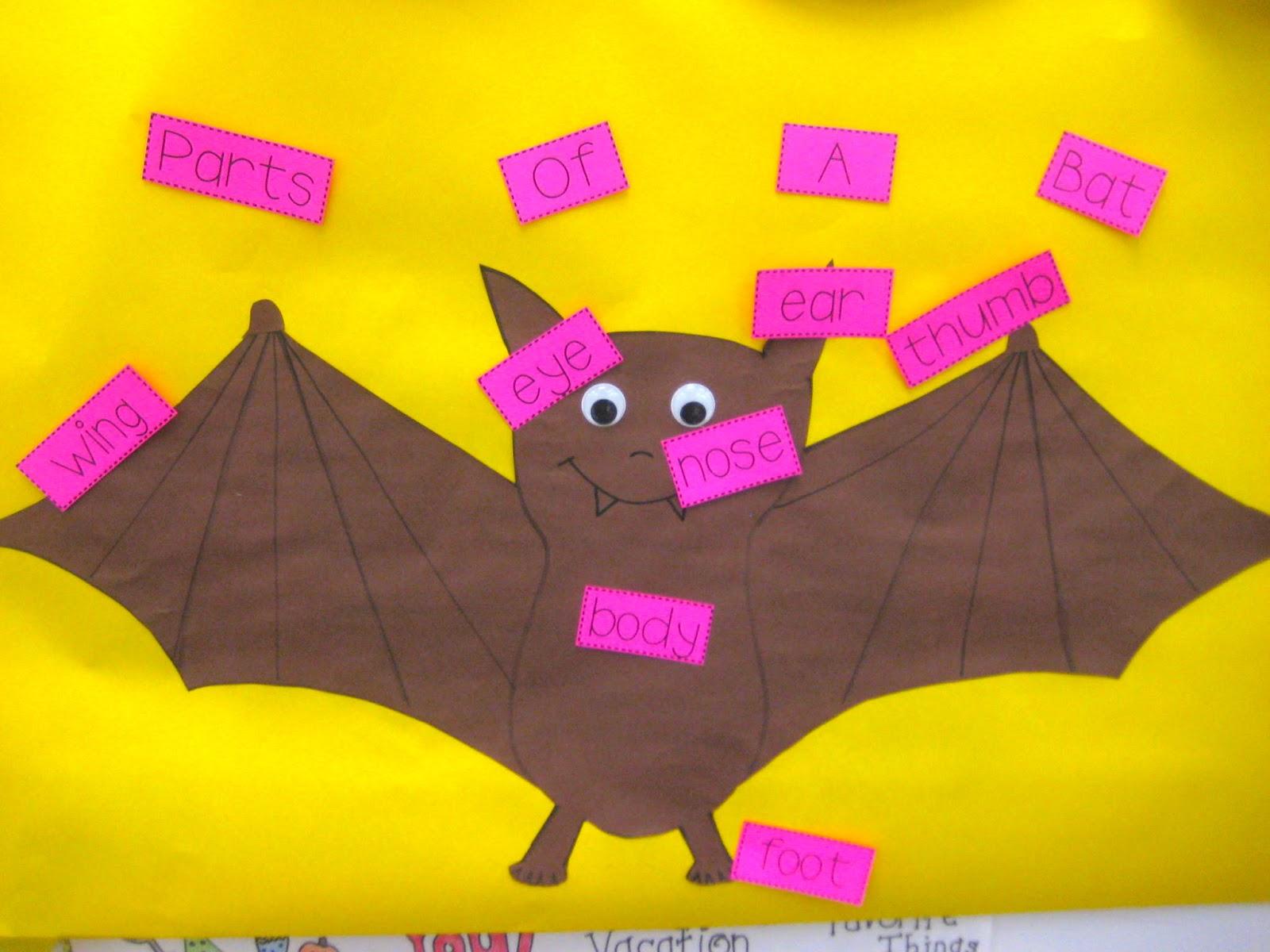 Kindergarten Smiles Bats