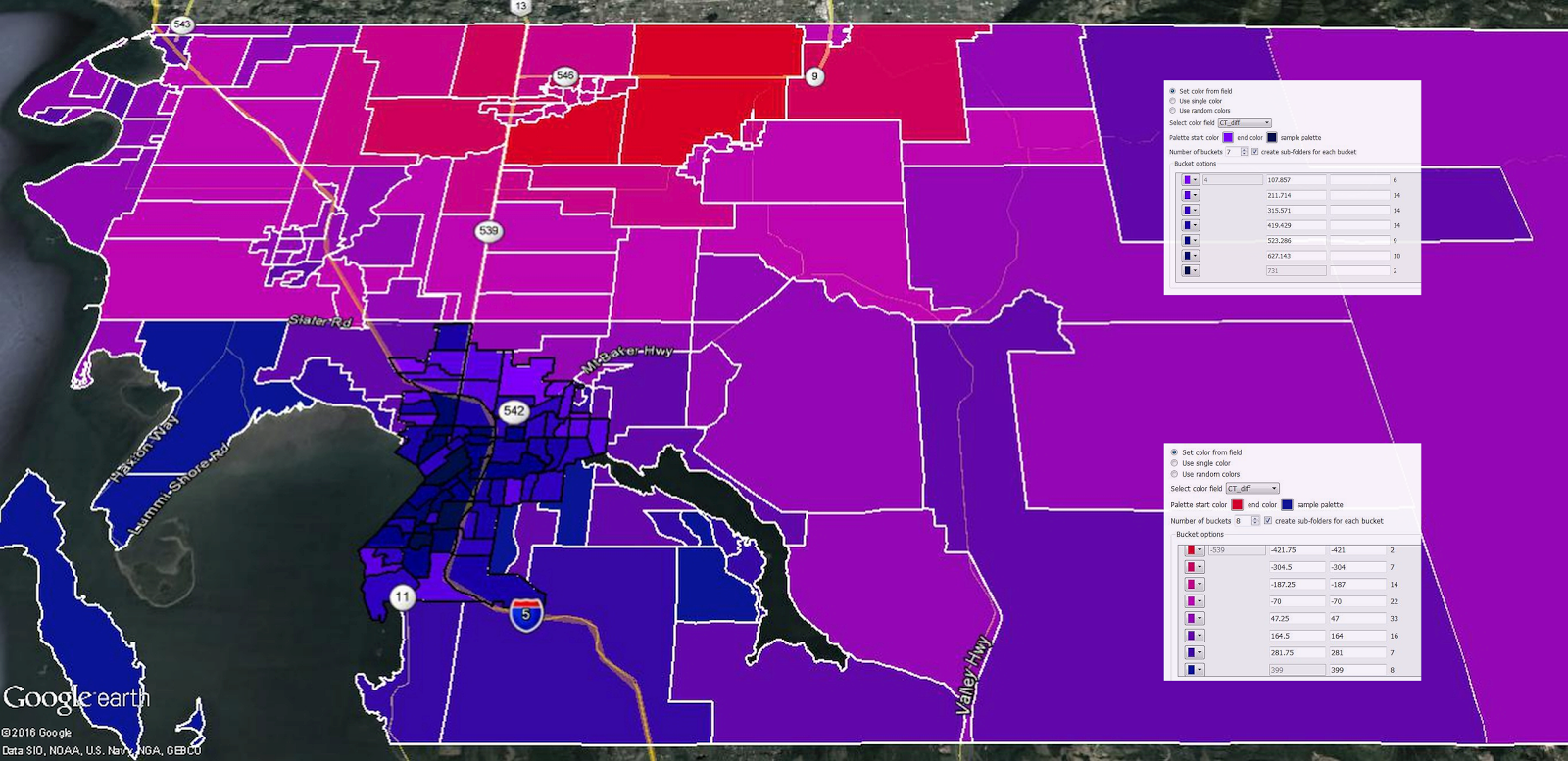 Link Democrat Endorsements GE The Balkanized Nd LD And A - 2016 us election map by county purple